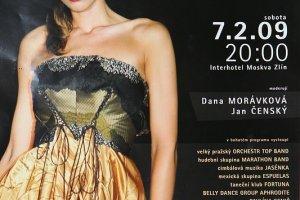 2. Reprezentační ples podnikatelů Zlínska