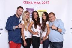 Česká Miss 2013